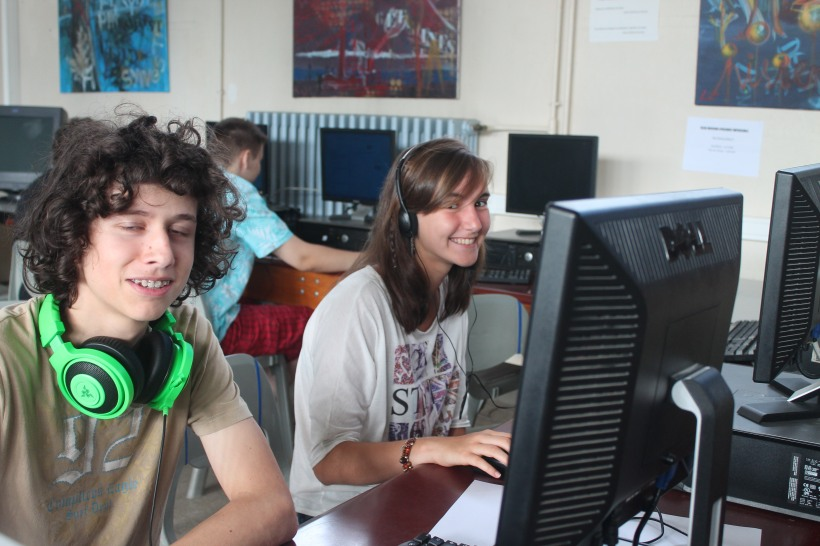 colo video game academie