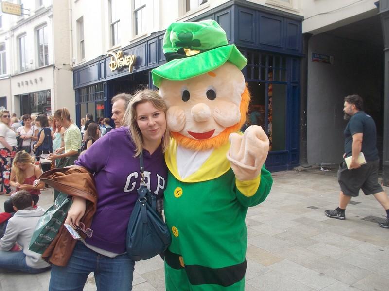 Dublin et l'Irlande
