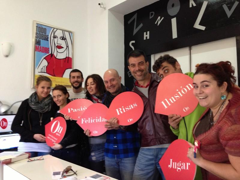 Malaga rires et apprentissages