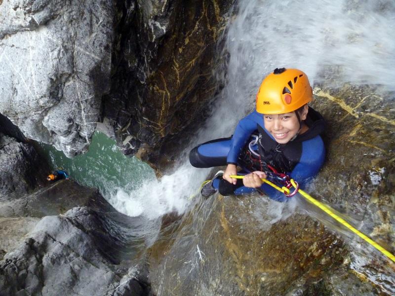 colo sport canyoning Telligo