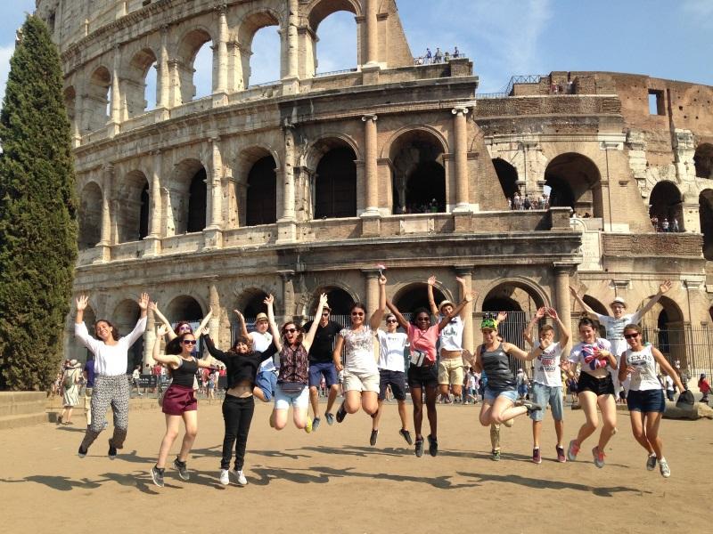 rome colonie de vacances enfant telligo
