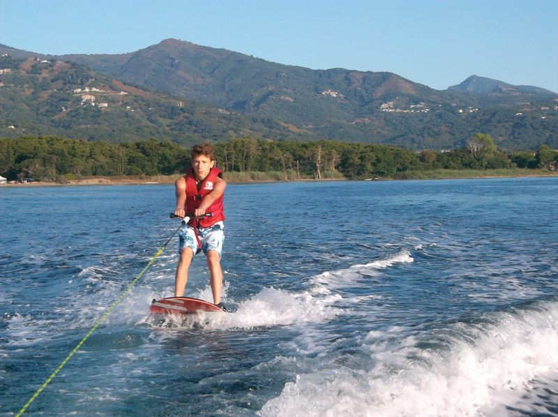 séjour sport ski nautique
