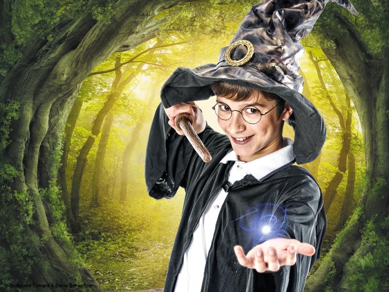 colo 2016 enfant Harry Potter