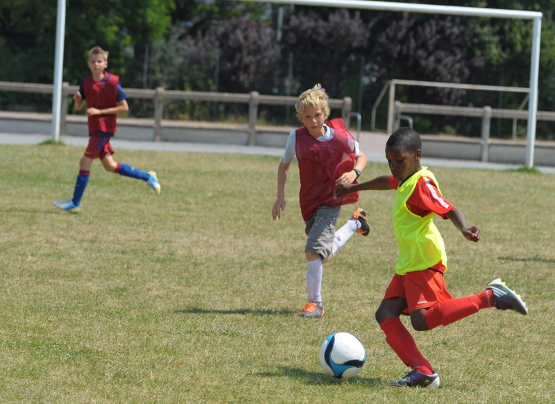 colonie foot stage sportif telligo