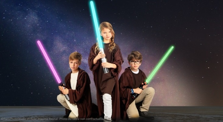 colo star wars enfant