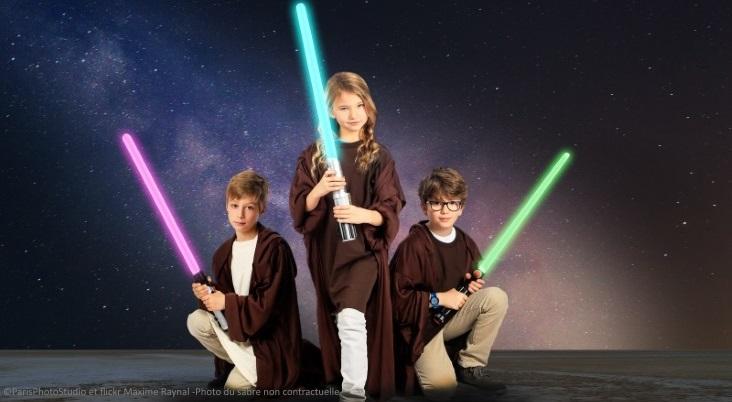 colo star wars enfant
