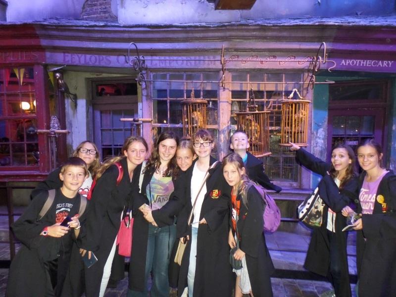 séjour thématique Harry Potter Telligo