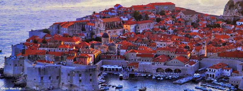 sejour ete 2016 croatie