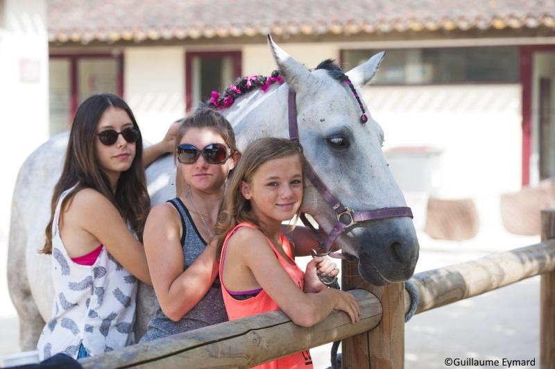 sejour sportif ete cheval