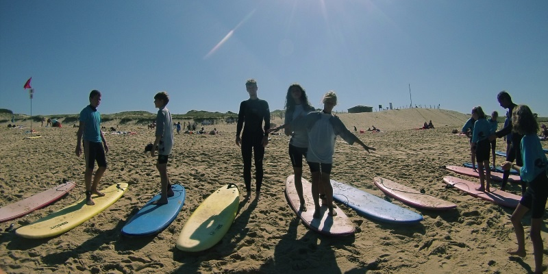 colonies de vacances surf telligo