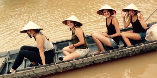 Vietnam, Cambodge, Thailande