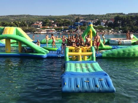 séjour croatie