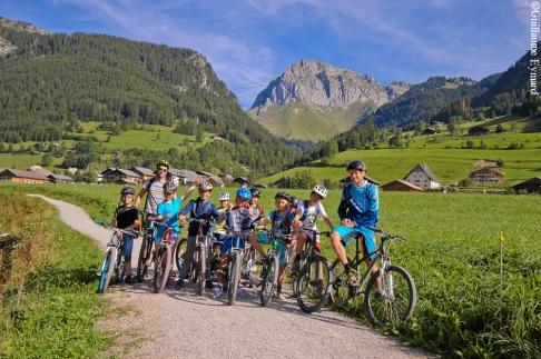 Kid Mountain Challenge Telligo